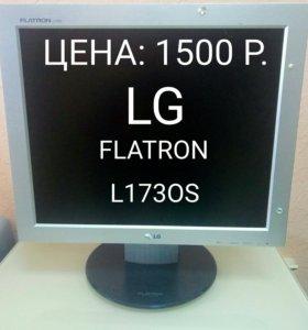 МОНИТОР LG L173OS