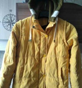 Куртка - жилетка для мальчика