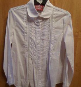 Школьная форма -  новая белая блузка