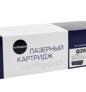 Картридж NetProduct (N-Q2612A) новый