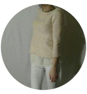 ✨Джемпер Zara Knit