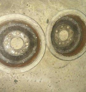 Тормозные колодки на ваз