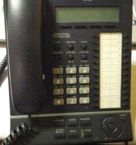Цифровой телефон KX-T 7633RU-B