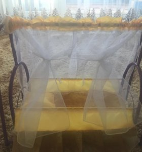 НОВАЯ кроватка для кукол