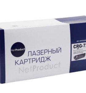 Картридж NetProduct (N-№728/328) для Canon