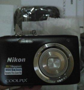 Компактная фотокамера Nikon Coolpix S2900