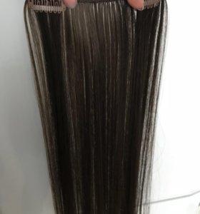 Волосы женские 7шт