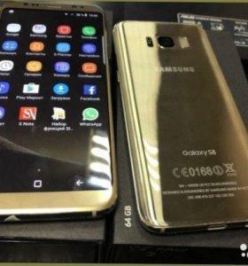 Телефон Samsung S 8/S8+
