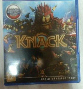 Игра Knack для PS4