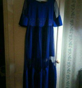 Платье на выпускной, вечер