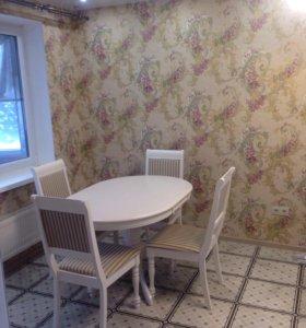 Новый стол и 4 стула!