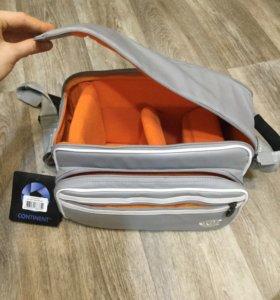 Новая сумка для фото видео