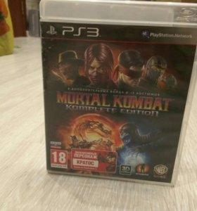 Mortal Kombat (расширенный) на PS3