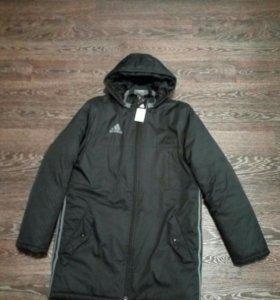 Пуховик Новый Adidas мужской фирменый р-р 48-50