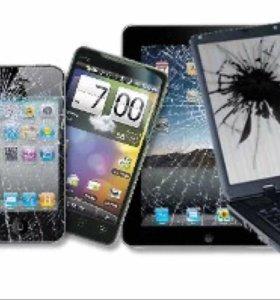 Ремонт телефонов, ноутбуков, планшетов, ПК