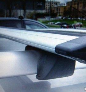 Багажники на рейлинги