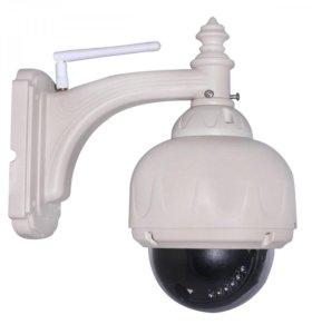 IP камера беcпроводная поворотная