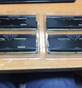 Память DDR4-2600mhz 16gb