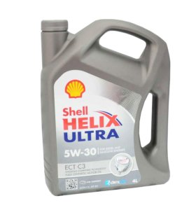 Масло моторное Shell Helix Ultra 5W30 (4 л.)