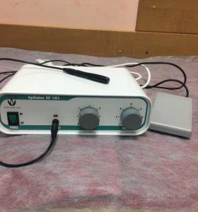 Электроэпилятор Новый! К нему есть иглы.