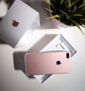 iPhone 7 Plus 32gb Rose Gold Original