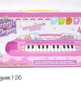 Детское пианино 🤡