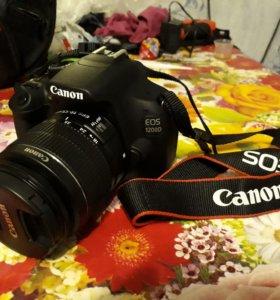 Canon EOS1200D EF-S 18-55 III