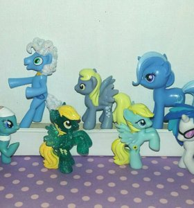 My little pony, пони Блинд бэги