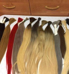 Волосы много