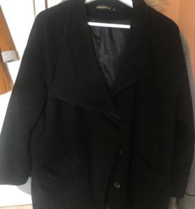 Пальто + перчатки + шапка
