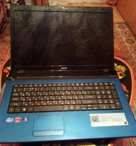 """Ноутбук Acer 17"""""""