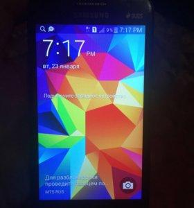 Телефон Samsung Galaxy care 2