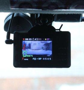 Видеорегистратор + радар-детектор Inspector Cayman