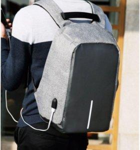Антивандальный рюкзак с USB
