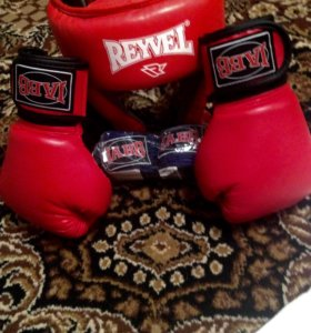 Новый боксерский инвентарь