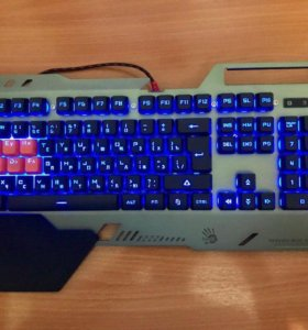 Клавиатура A4Tech Bloody B418