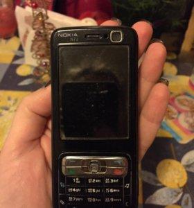 Телефон Nokia N 73