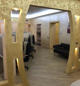 Квартира, свободная планировка, 95 м²