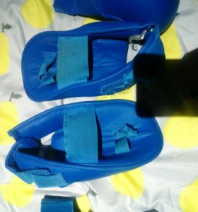 Защита синяя Adidas
