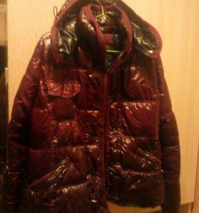 Зимняя куртка 46-48р