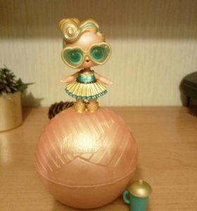 Кукла Лол 24GOLD