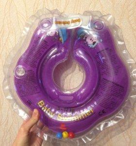 Круг для купания + горка для купания в подарок