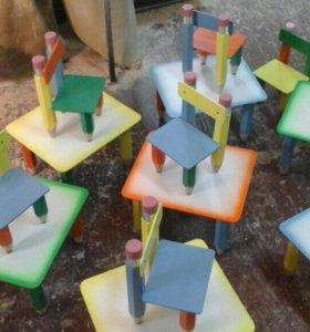 Детская мебель ручной работы.