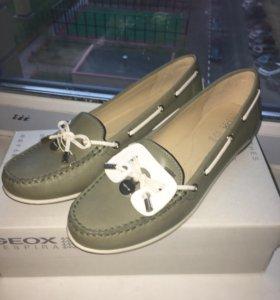 Новые женские туфли Geox