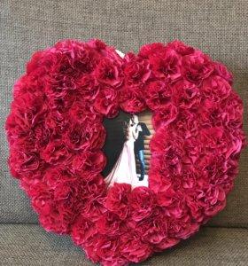 Сердца ко дню влюблённых