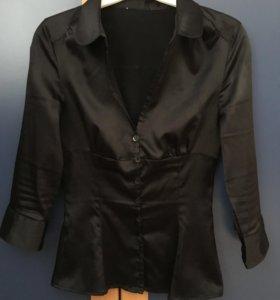 Рубашка атласная р. 40-42