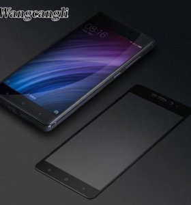 Защитные стекла на Xiaomi redmi 4X