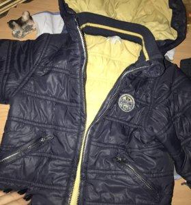 Куртка Absorba.