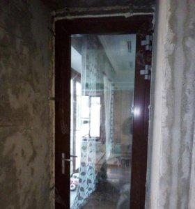 Двери входные, межкомнатные, балконные.