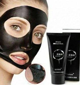 Черная маска  Miracle (60ml)